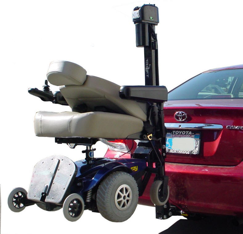 los angeles vehicle scooter wheelchair car lift are trailer hitch class 3 outside hitches