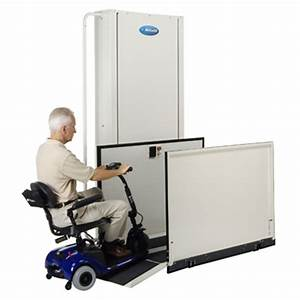 LA electric wheelchair vpl vertical platform porch lift are for mobile home senior disabled handicapped stair chair