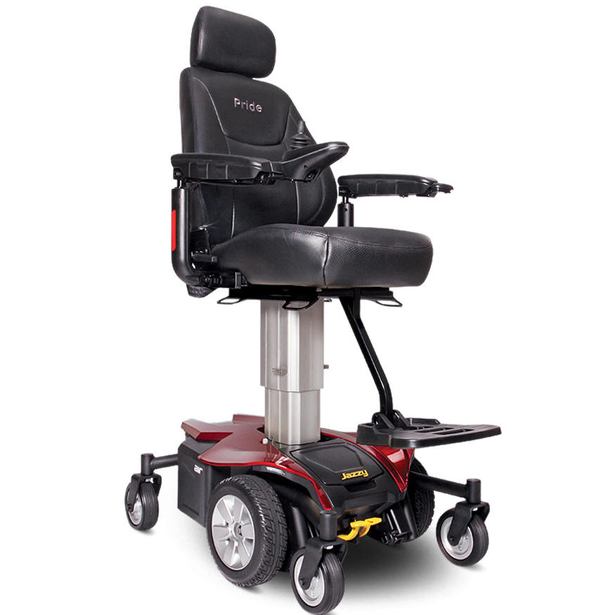 los angeles pride jazzy electric wheelchair are battery motorized mechanical powerchair