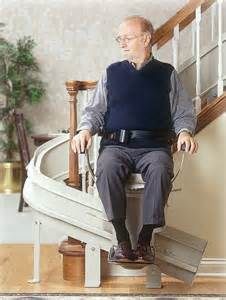 Houston Tx chair stair lift indoor residential home are kraus