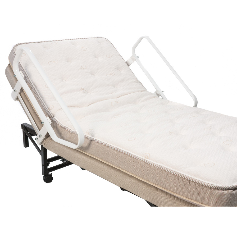 los angeles 3 motor fully electric hospital bed are high low medical mattress