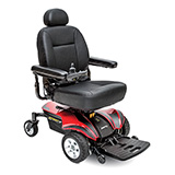 epedic wheelchair power chair