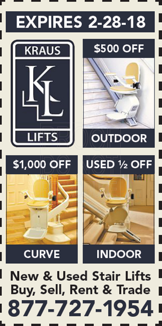 san francisco chronicle stairlift specialist